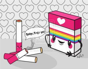 los cigarros tambien lloran