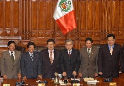 Los políticos de México