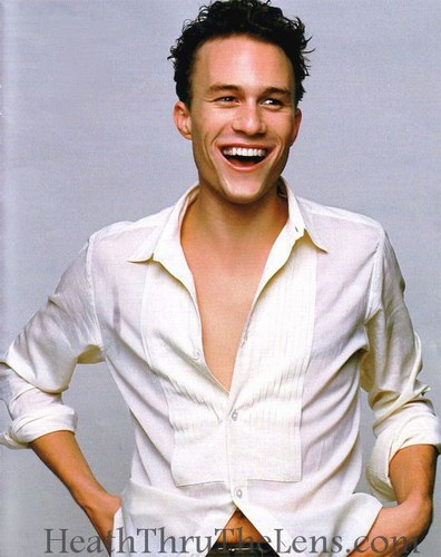 Heath Ledger sexy