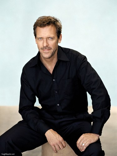 Hugh Laurie (Dr. House Hot)
