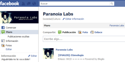 Paranoia Labs FB